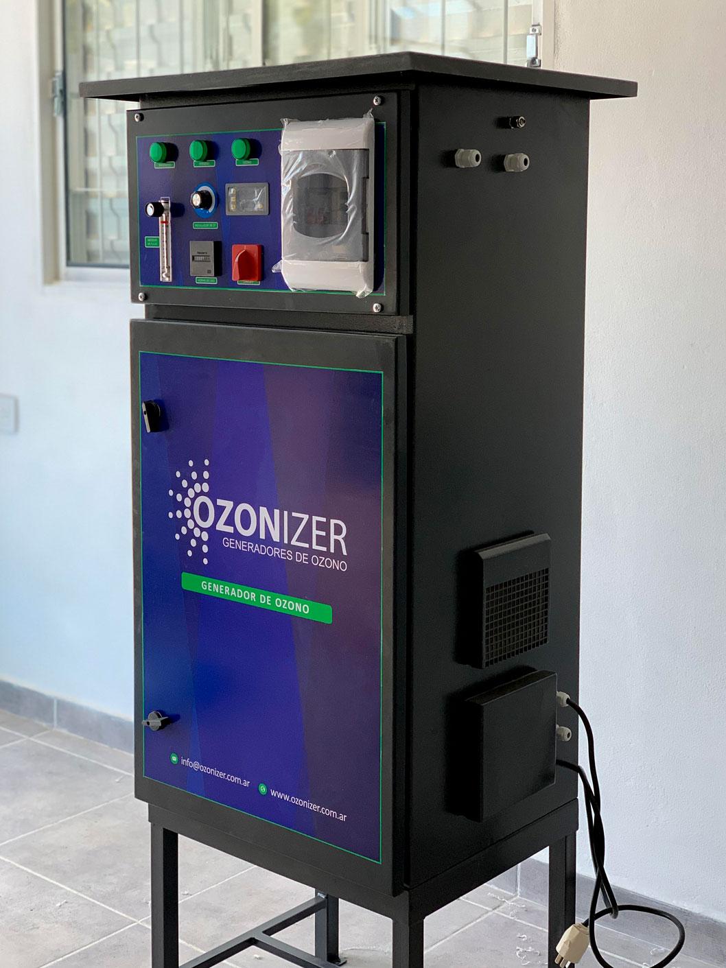 Ozonizador Ozonizer para cámara de quesos